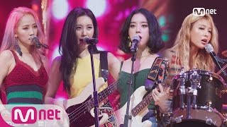 [Wonder Girls - Why So Lonely] Comeback Stage   M COUNTDOWN 160707 EP.482 width=