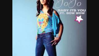 JoJo- Baby It's You (Instrumental)