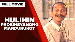 Hulihin Ang Probinsyanong Mandurukot: Rene Requiestas & Paquito Diaz | Full Movie
