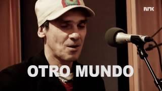 "** Manu Chao  ** LIVE "" Otro Mundo "" NRK Radio Oslo December 2016"