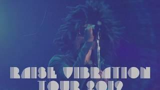 Raise Vibration Tour 2019