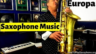 Europa Saxophone Music