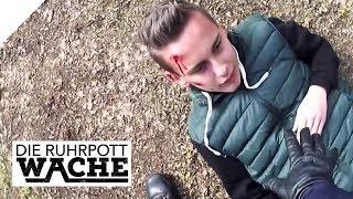 Beim Erste Hilfe Leisten ausgeknockt! Wo ist das Opfer? | Katja Wolf | Die Ruhrpottwache | SAT.1 TV