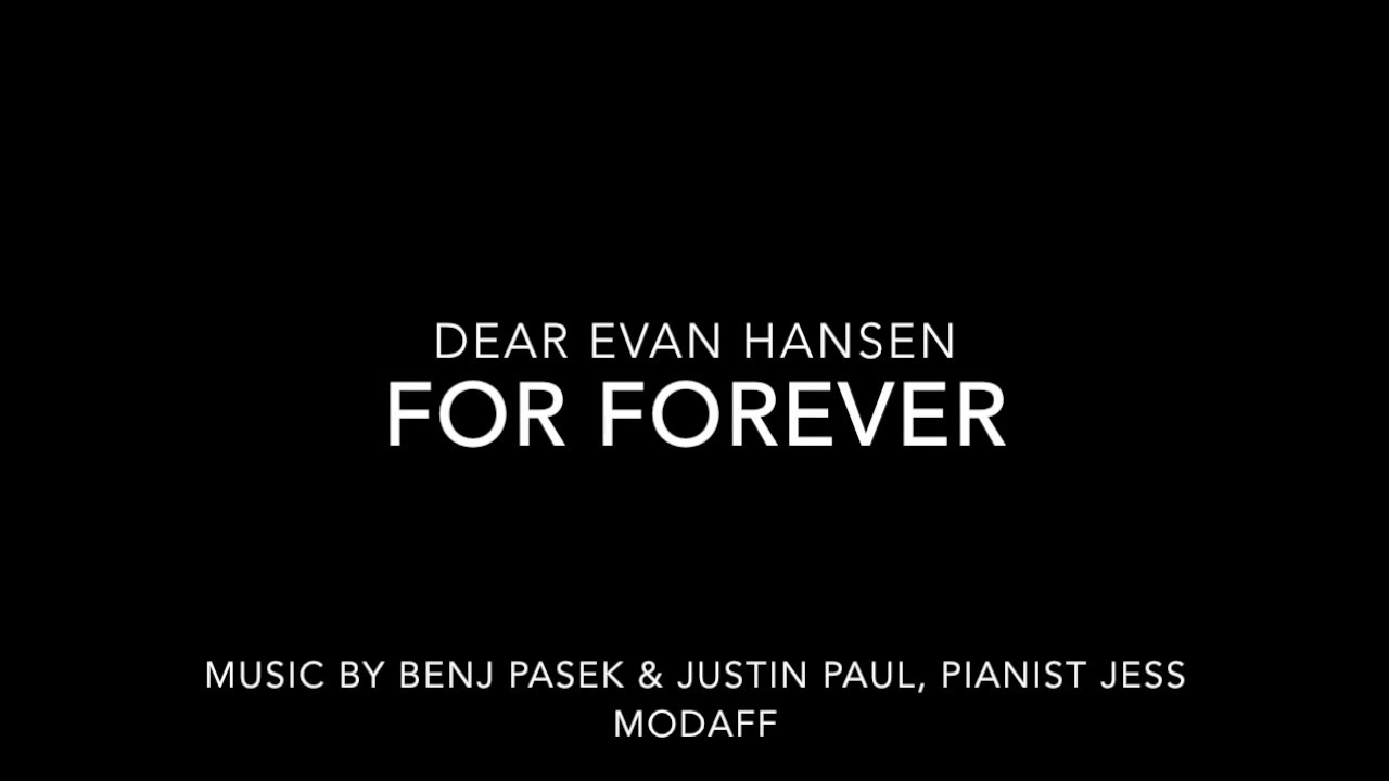 Dear Evan Hansen Broadway In Raleigh-Durham January