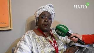 FIAD 2019 : Khoudia Mbaye, Ministre de la promotion des investissement du Sénégal