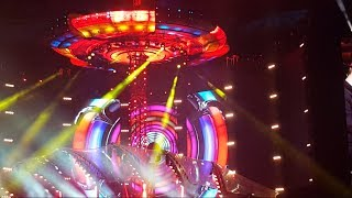 Jeff Lynne's ELO at WEMBLEY. The whole concert in just 3 minutes