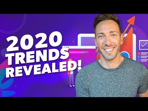 The ???? Hottest Digital Marketing Trends for 2020