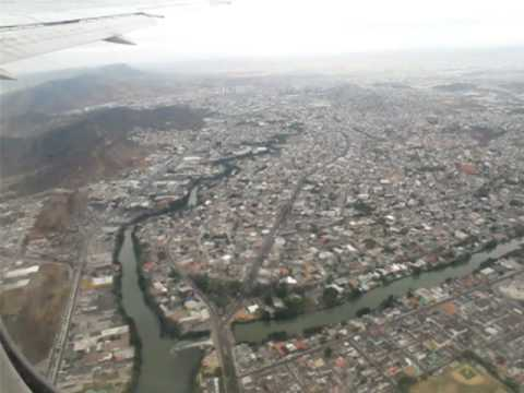 Guayaquil  Taking Off