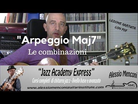 """Jazz Academy Express-""""Advanced""""   Lezione gratuita con pdf"""