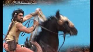 Ramcharan on Badal and its scenes in Magadheera