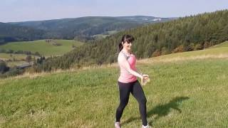 Video Challenge  Chantaje - Shakira ft Maluma - Easy Fitness Dance Choreography Zumba