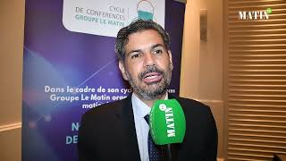 CCGM: Déclaration d'Ahmed Saihi, IBM Security Channel Sales Leader North&West Africa