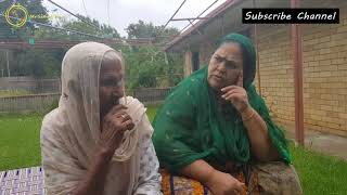 ਜਦੋਂ ਤਾਈ ਨੇ ਘਰੋਂ ਹੀ ਦਿਖਾਈ ਆਤਿਸ਼ਬਾਜ਼ੀ 🚀⚡ | Mr Sammy Naz | Tayi Surinder Kaur | Vegemite | Pardeep