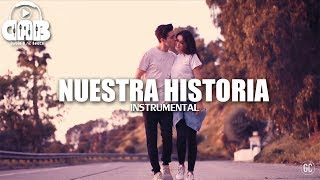 """Nuestra Historia"" Beat Instrumental Rap Romantico Inspirador 