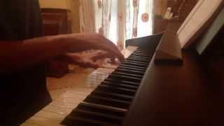 Christina Aguilera - Bound to you (Piano Cover)