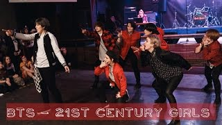 BTS 방탄소년단 - 21st century girls 21세기 소녀 cover dance by BreakPoint