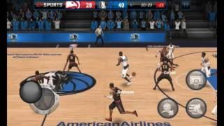 Novo jogo da play story NBA LIVE MOBILE