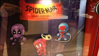 Spiderman Into the Spider-Verse McDonald's Happy Meal Toys 2018