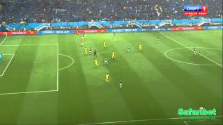 Mexico vs Cameroon (1-0) - World Cup 2014