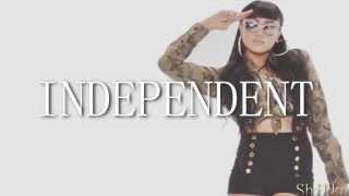 "Cymphonique - ""Independent"" Lyrics"