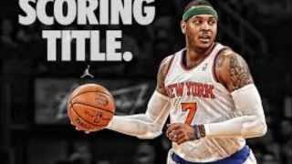 Carmelo Anthony-King Kong