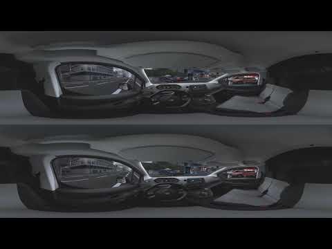 PEUGEOT PARTNER – 360 VR Video: Surround Rear Vision