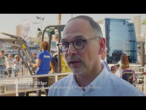 Volvo CE – Building Tomorrow conference – Sustainability – Innovation