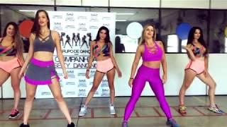 Coreografia ELA ENCAIXA - Por Carla Viviane Coreógrafa
