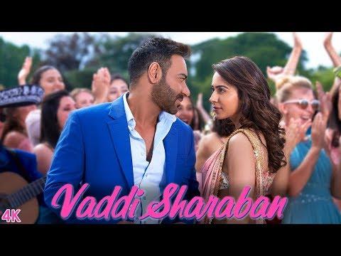 Vaddi Sharaban Song Lyrics De De Pyaar De 2019