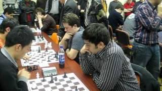 Vugar Gashimov chess blitz