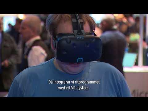 Dustin - Patrik Landerholm på HP om de största trenderna inom VR för företag