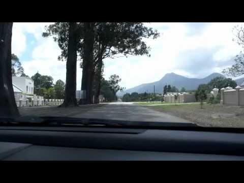 Garden Route South Africa 2010