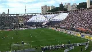 Bandeirão 6...Corinthians x Porcada ( 17/02/13 ) Campeonato Paulista.mp4