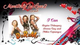 Regine Velasquez, Donna Cruz & Mikee Cojuangco - I Can (1996)