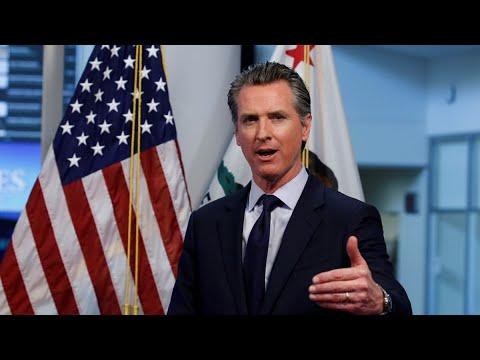 California to Review Vaccine Before Distribution: Newsom