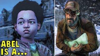 Why Clementine Let AJ Swear - The Walking Dead The Final Season