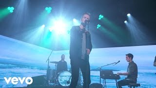 Tom Chaplin - Still Waiting (Jimmy Kimmel Live)