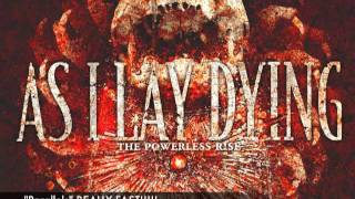 As I Lay Dying- Parallels REALLY FAST