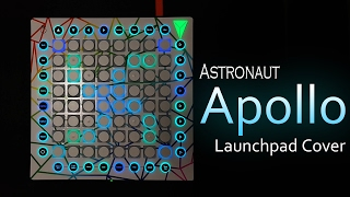 Astronaut - Apollo   Launchpad Cover + Project File