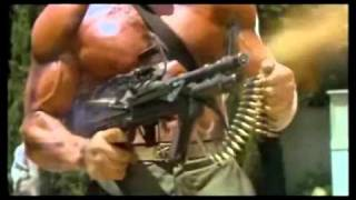 Great Movie Mistakes: COMMANDO (1985)