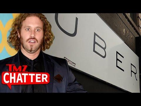 T.J. Miller ARRESTED FOR UBER FIGHT OVER TRUMP | TMZ Chatter