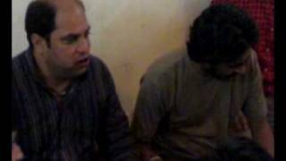 Asghar Khan Reciting Oss Bhira Diyan Behna At My Home