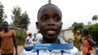 Education: La Fondation Children of Africa récompense des élèves