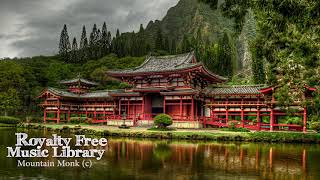 East Asia Scene Instrumental Background Music - Mountain Monk | Royalty Free Music Library