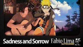 "Naruto ""Sadness and Sorrow"" (Full Band/Song) by Fabio Lima"