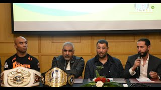 Championnat du monde de K1 : Karim Ghajji met en jeu son titre mondial à Casablanca