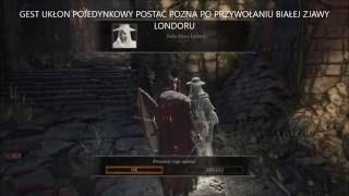 Dark Souls III - Zdobycie trzech gestów od NPC