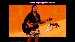 Angelica Santos -estou caminhando no deserto