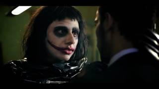 """Why so serious"" Joker pool scene reenactment"