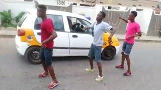 MandyDollz ft Selebobo - JEALOUSY dance video by Allo Dancers
